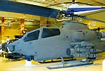 American Helicopter Museum's Cobra Gunship