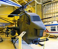 Aviation Hall of Fame, Teterboro, NJ - Bell AH-1 Cobra Gunship ...