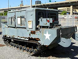 M29 Weasel Cargo Carrier