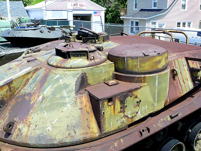Military museum of southern new england mbt 70 main battle tank