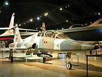Naval Air Station Wildwood Aviation Museum - Northrop F-5A Freedom ...