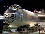 US Air Force Museum - Cold War - Convair B-36J Peacemaker