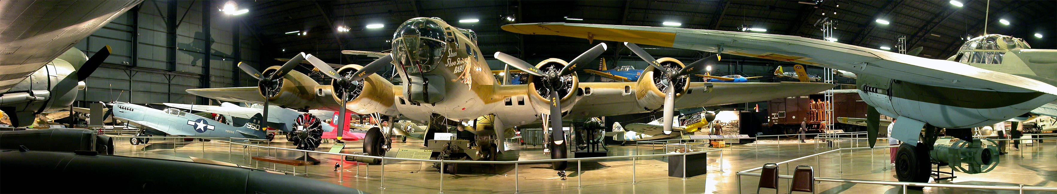US Air Force Museum In Dayton OH - Air force museums in us