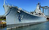 USS Salem in Quincy, MA