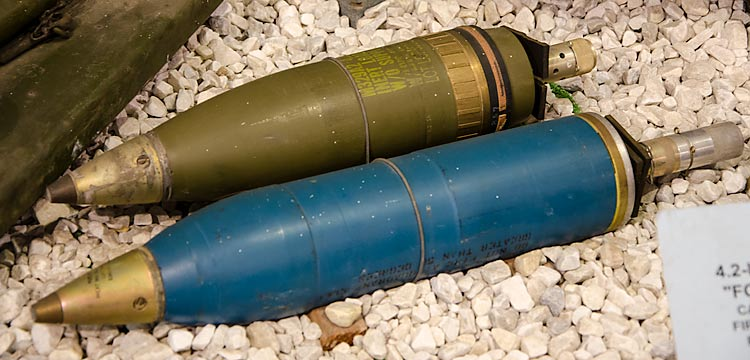 03 M30 4 2 inch Mortar Rounds