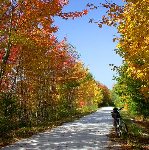 Bikes Of New England Biking Trails