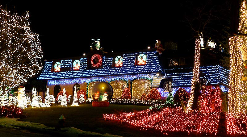 Elvis House in Mahwah Front View - 2007